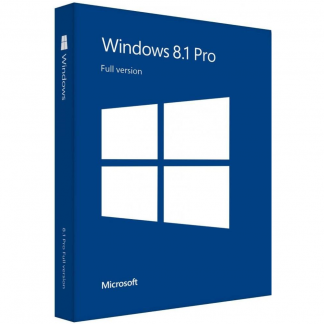 Windows 8.1 Pro Retail KEY 32+64 BIT